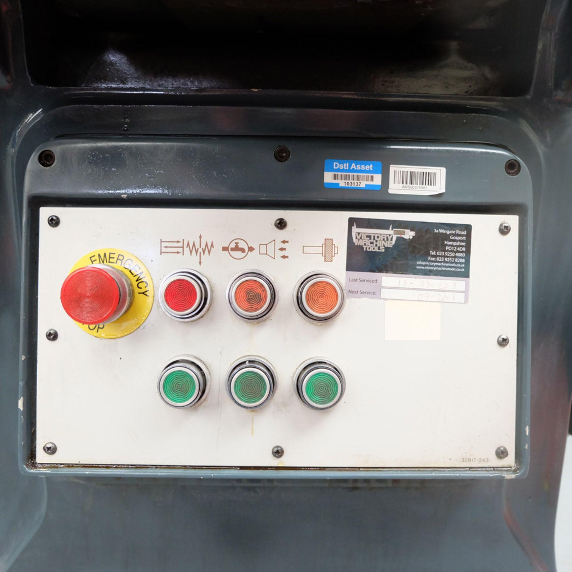 "Jones & Shipman 540P Tool Room Surface Grinder. Capacity 18"" x 6"". - Image 4 of 7"