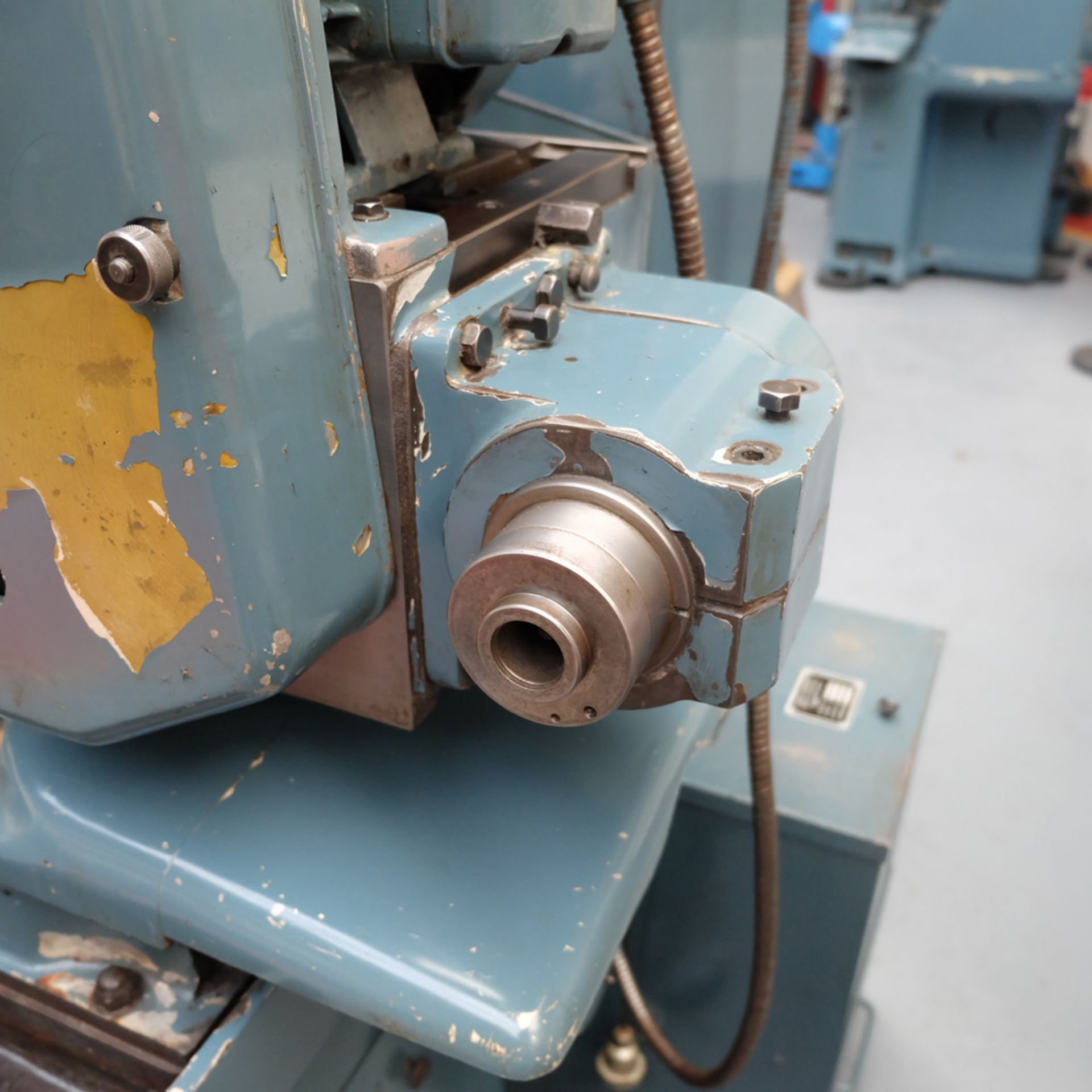 "Jones & Shipman Model 1311 EIU Universal Cylindrical Grinder. Capacity 18"" x 10"". - Image 7 of 12"