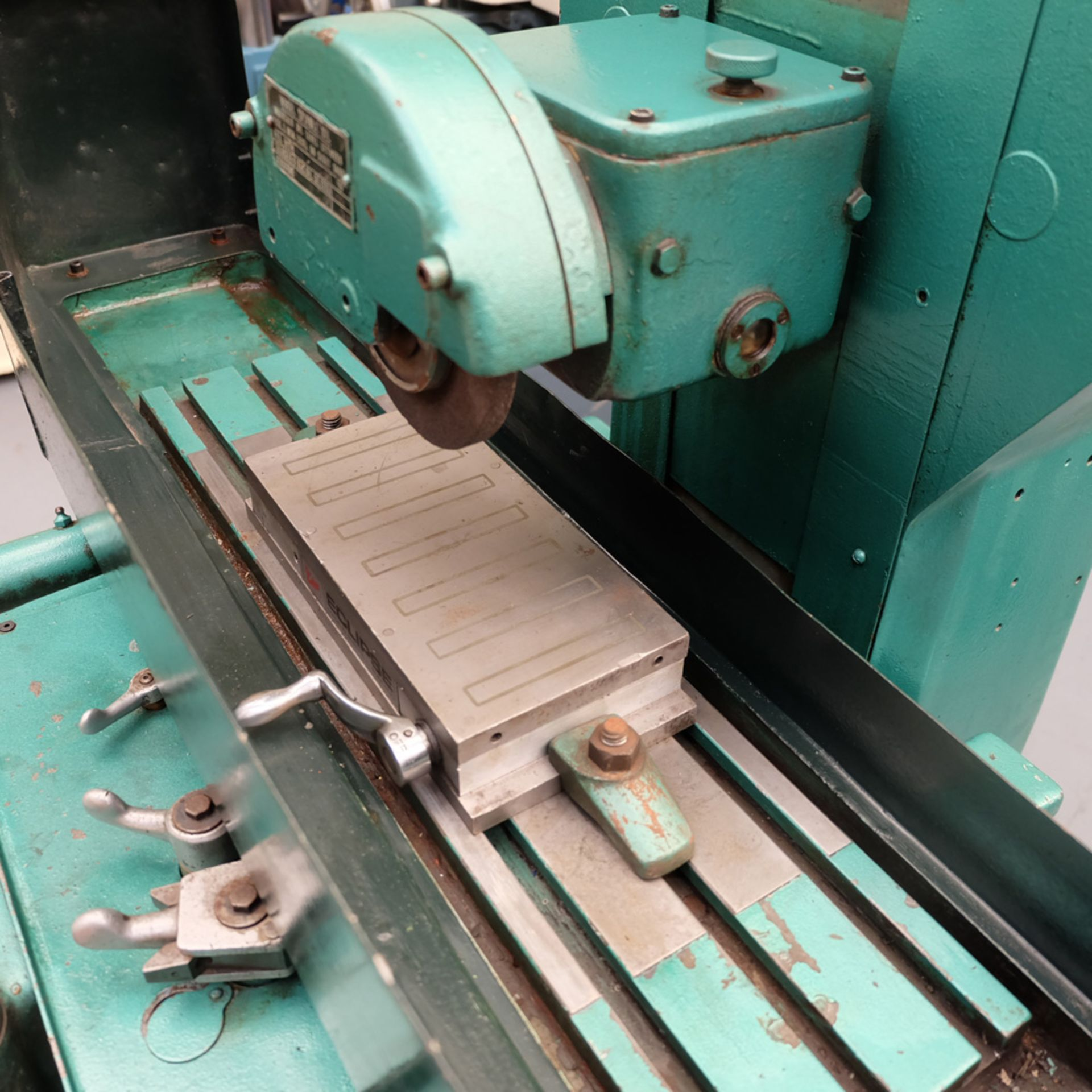 "Jones & Shipman 540 Tool Room Surface Grinder. Capacity 18"" x 6"". - Image 2 of 7"