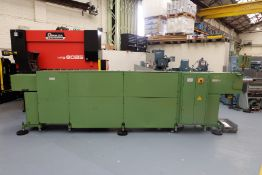 IEMCA Type T560/37CT Automatic Bar Feed. With Magazine P560.