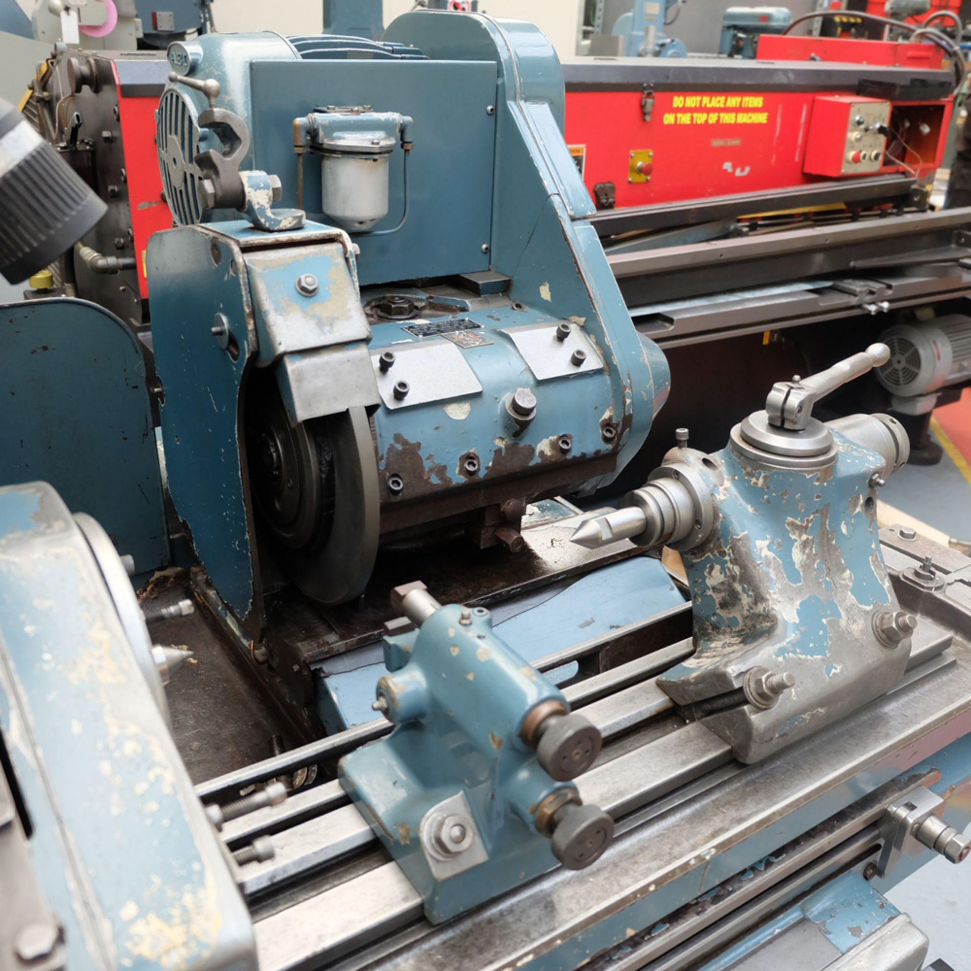 "Jones & Shipman Model 1311 EIU Universal Cylindrical Grinder. Capacity 18"" x 10"". - Image 2 of 12"