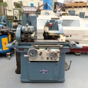 "Jones & Shipman Model 1310 EIU Universal Cylindrical Grinder. Capacity 18"" x 8""."