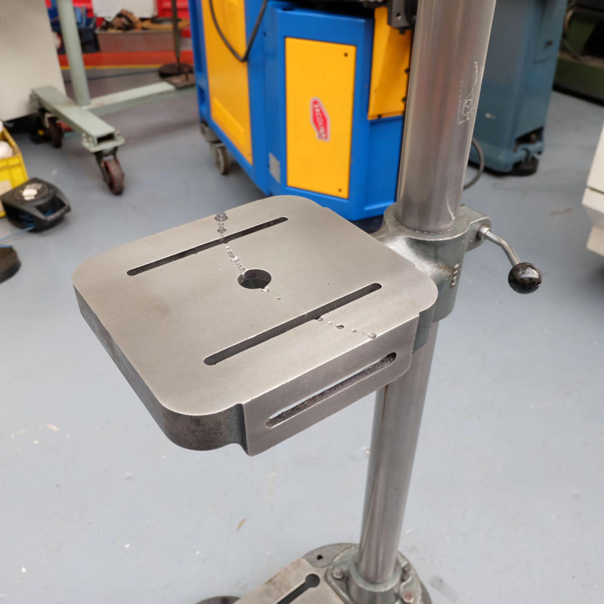 """Meddings LT Pillar Drill. Capacity 1/2"""". 5 Speeds 500 - 4000rpm. - Image 2 of 5"""