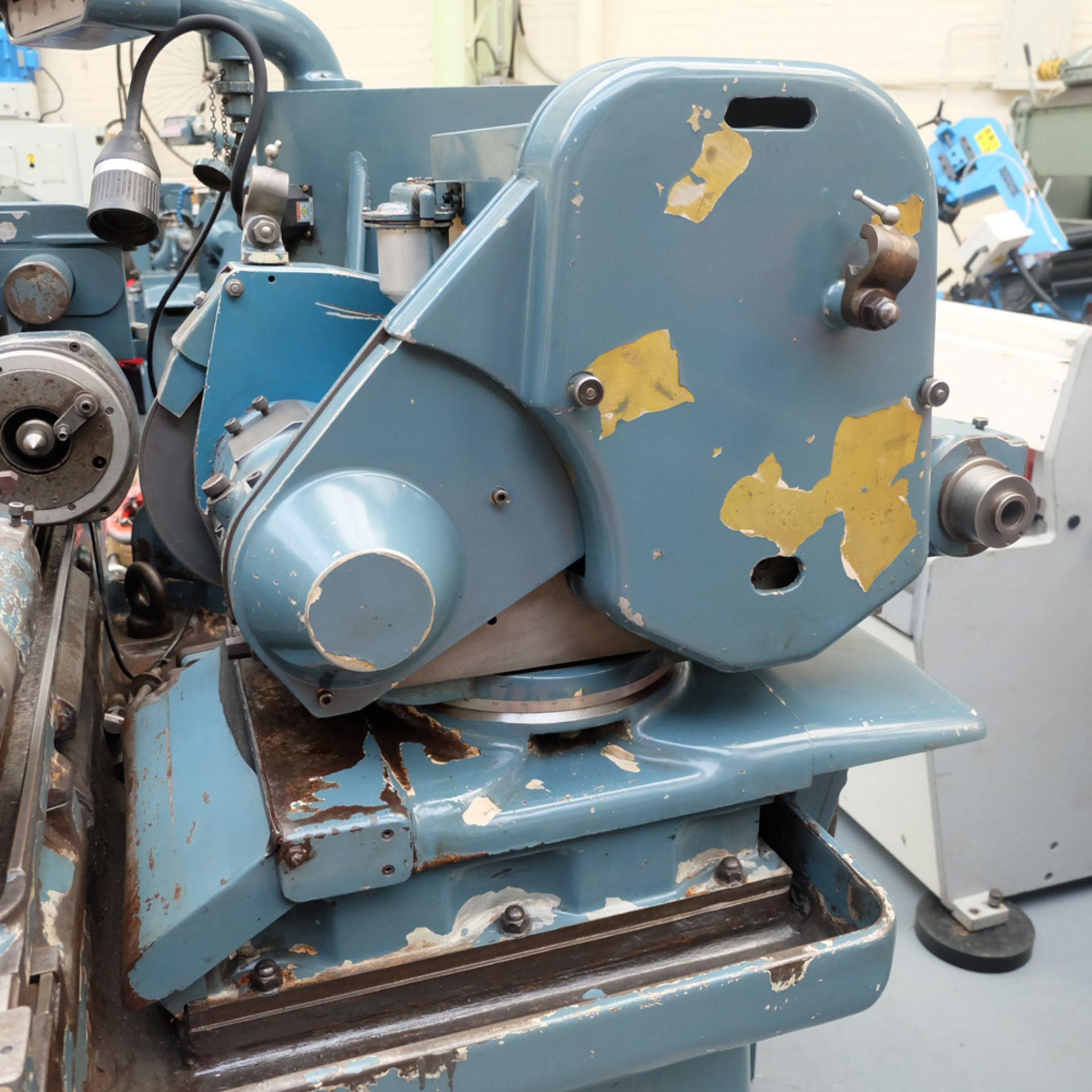 "Jones & Shipman Model 1311 EIU Universal Cylindrical Grinder. Capacity 18"" x 10"". - Image 4 of 12"