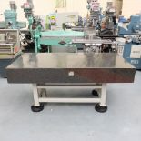 Eley Metrology Granite Surface Table. Table Size 2000mm x 1000mm x 260mm.