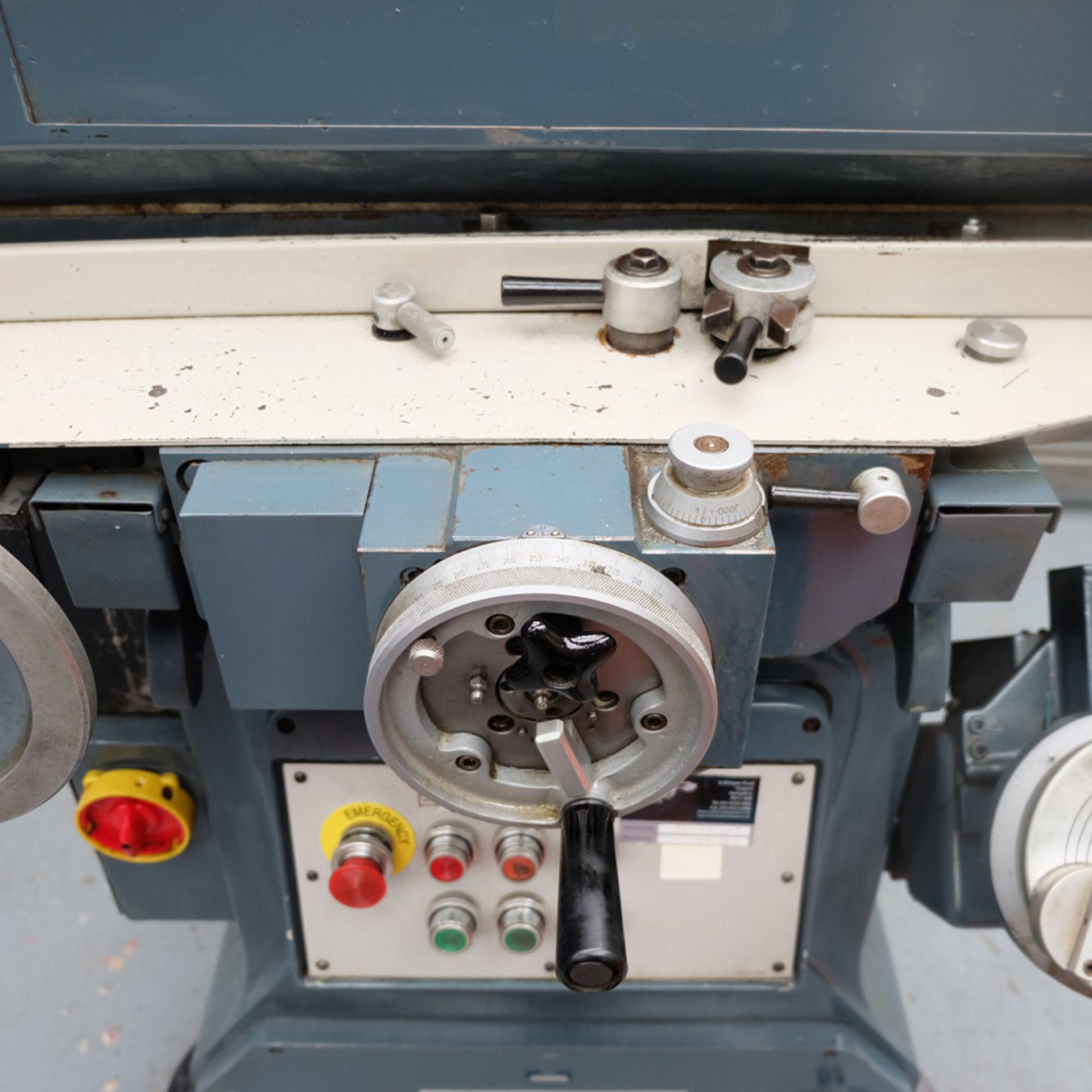 "Jones & Shipman 540P Tool Room Surface Grinder. Capacity 18"" x 6"". - Image 3 of 7"