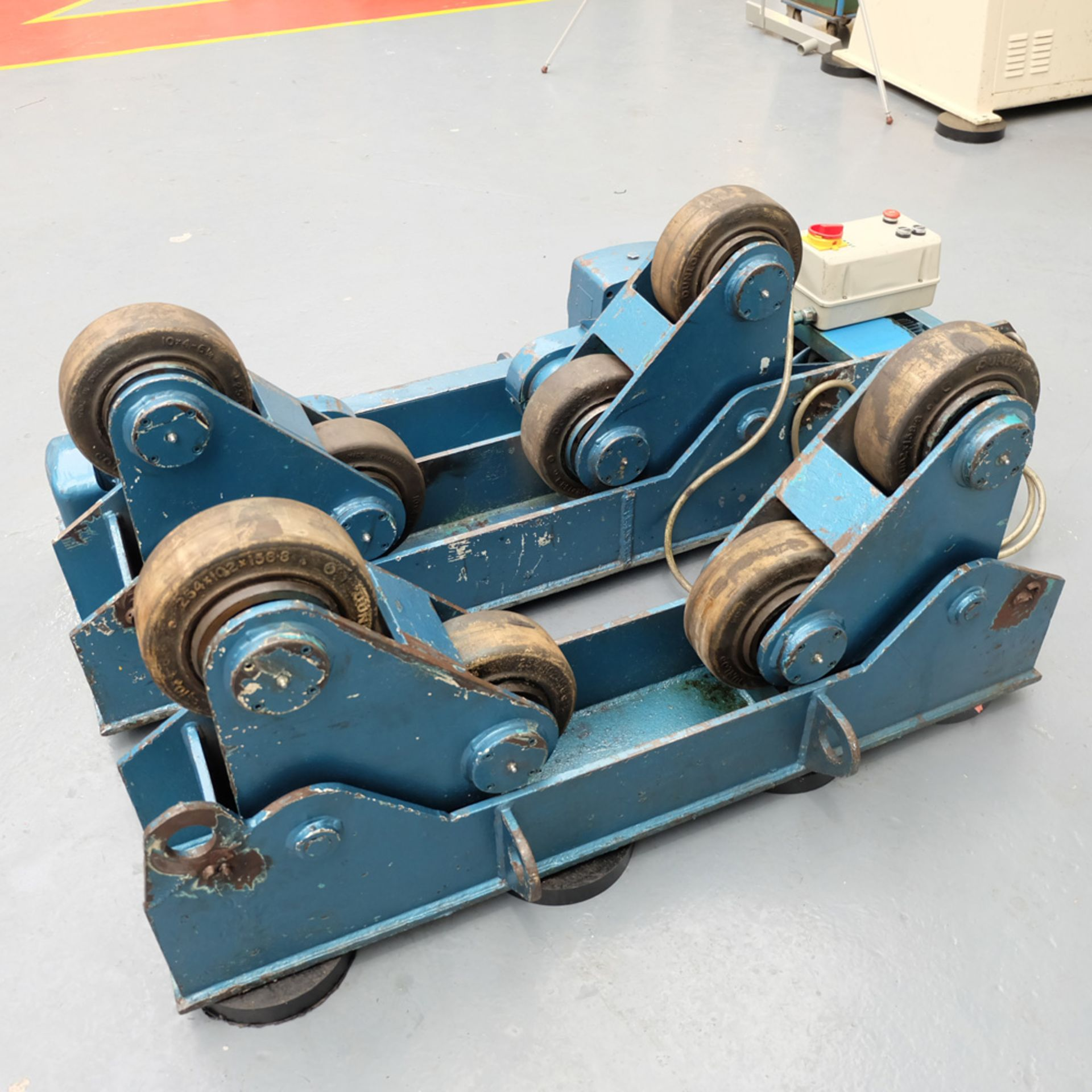Powered Welding Rotators. Approx. Capacity up to 1500 mm Diameter. - Image 5 of 7