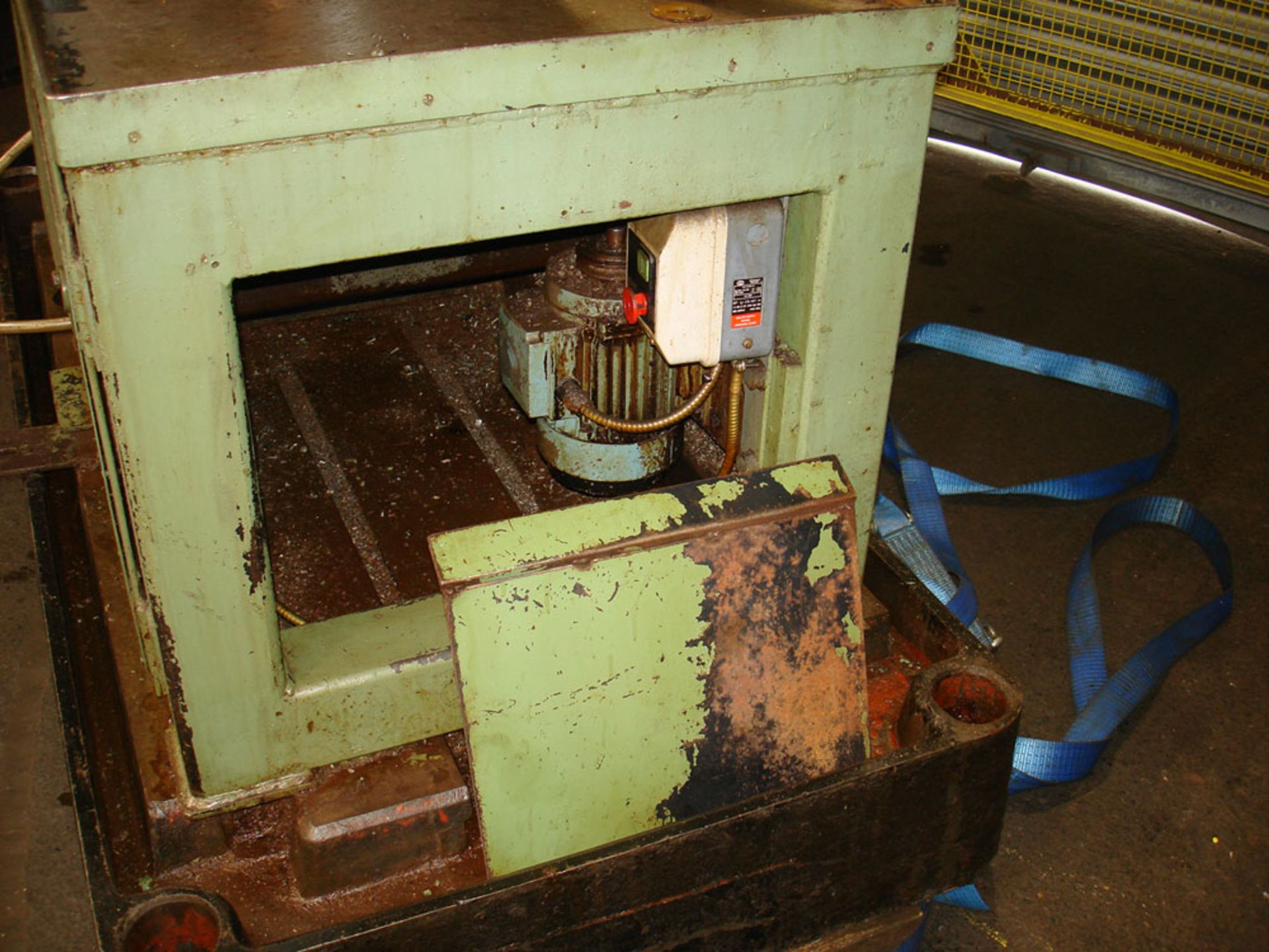 """Asquith Power thrust 4ft 6 Radial Arm Drill. Arm length 4ft 6"""". - Image 5 of 7"""