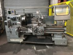 "Dean Smith & Grace 2112 x 50 Gap Bed Centre Lathe. Swing Over Bed 21"". Distance Between Centres 50""."