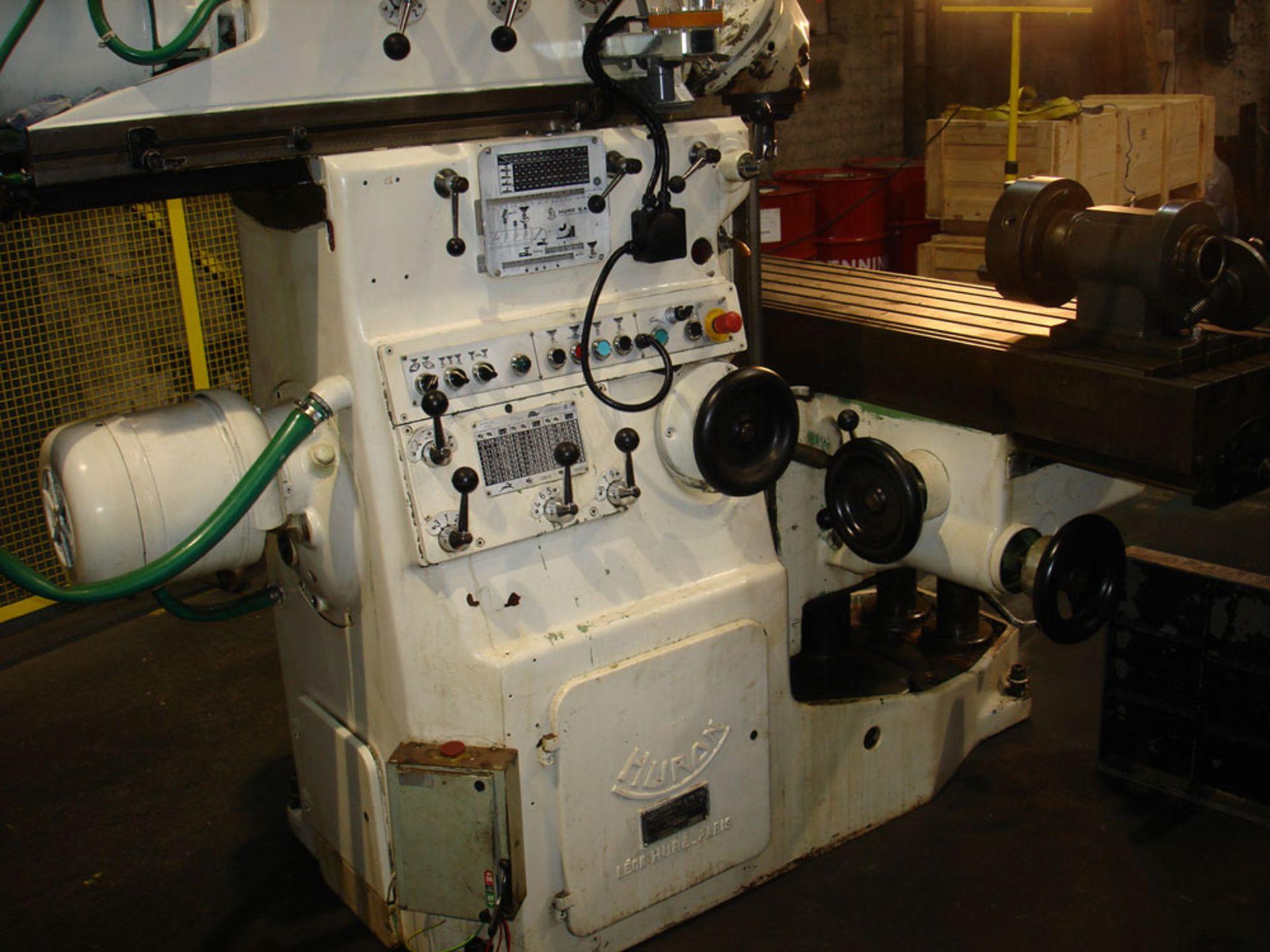 Huron MU6 Universal Milling Machine. - Image 4 of 8