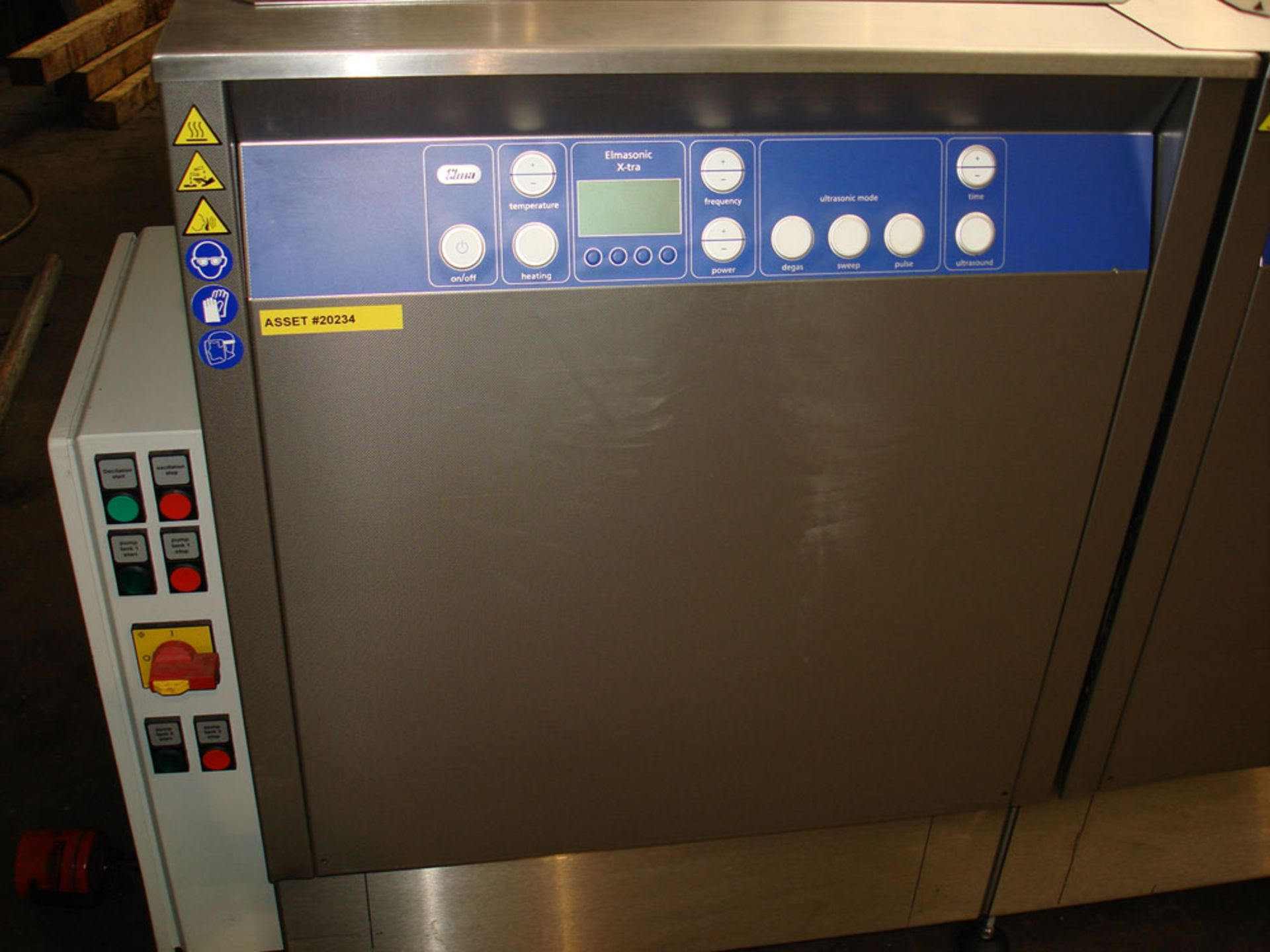 Turbex Elmasonic X-Tra Pro-1600 Ultrasonic Cleaner. Type Pro-1600 Elma Control. - Image 3 of 5