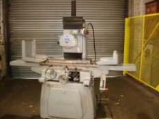 Jakobsen SJ16 Surface Grinder. Magnetic Chuck 750 x 250mm.