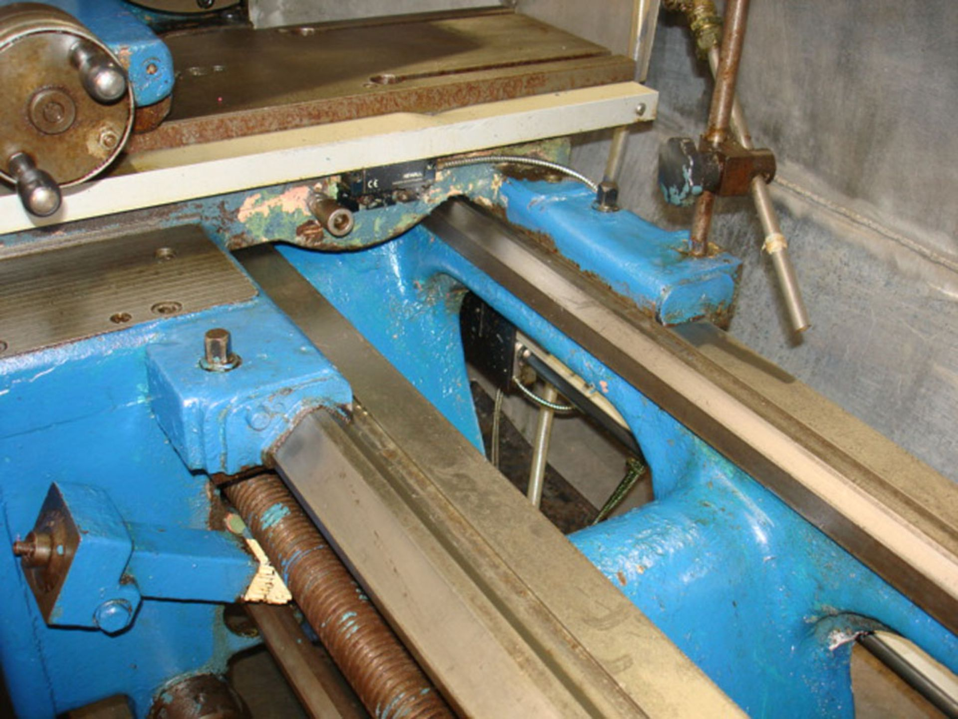 Tezsan SN50 Centre Lathe. Swing Over Bed 500mm x 1000mm Between Centres. - Image 5 of 7