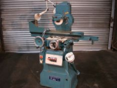 Jones & Shipman 540 Horizontal Surface Grinder. Fine Pole Mag Chuck.