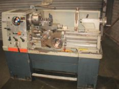 Colchester Master 2500 Gap Bed Centre Lathe. Swing 335mm x 635mm. With Chuck & Steady.