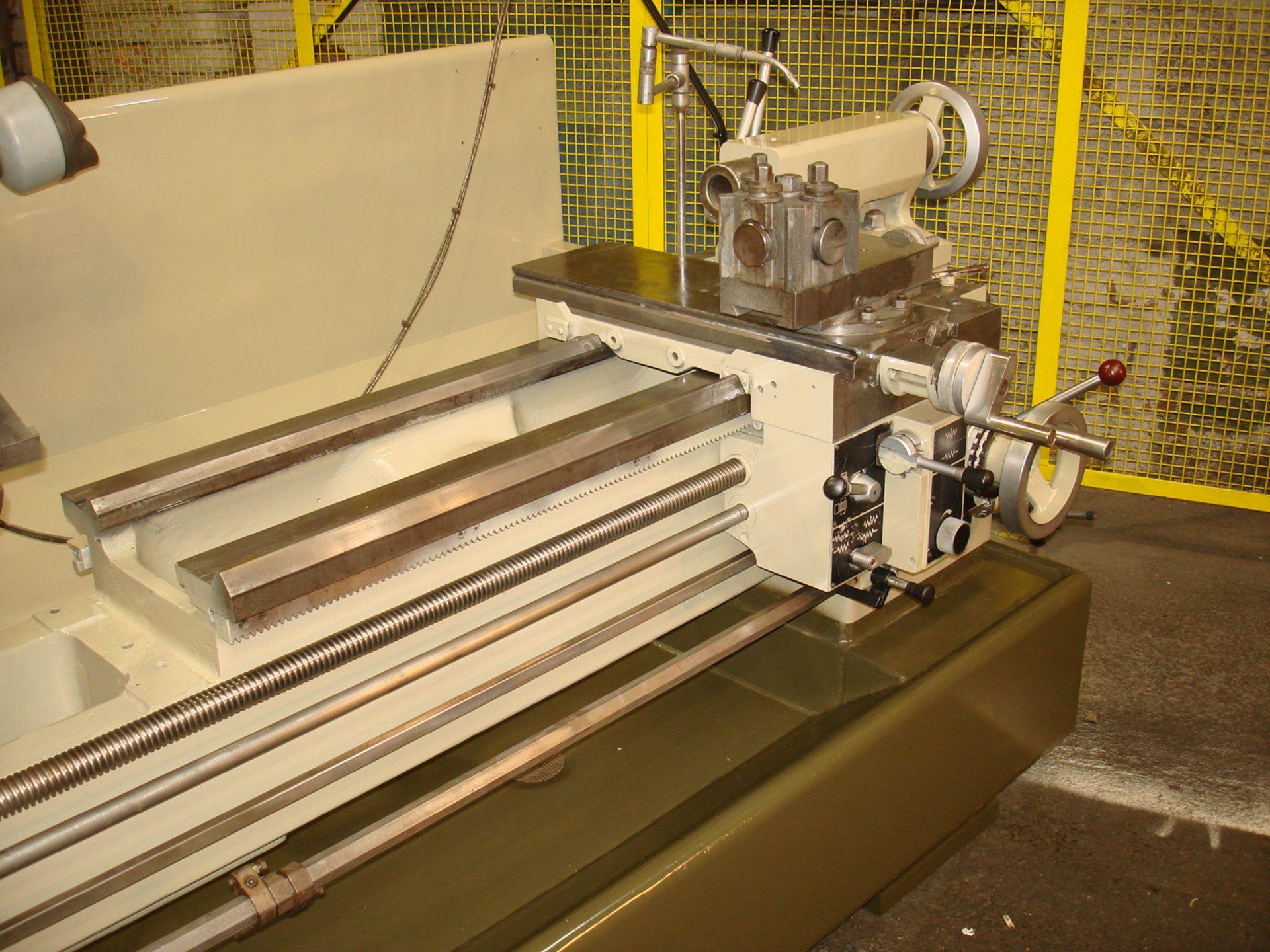 Harrison Model 400 Gap Bed Lathe. Swing 430 mm x 1000mm. - Image 4 of 5