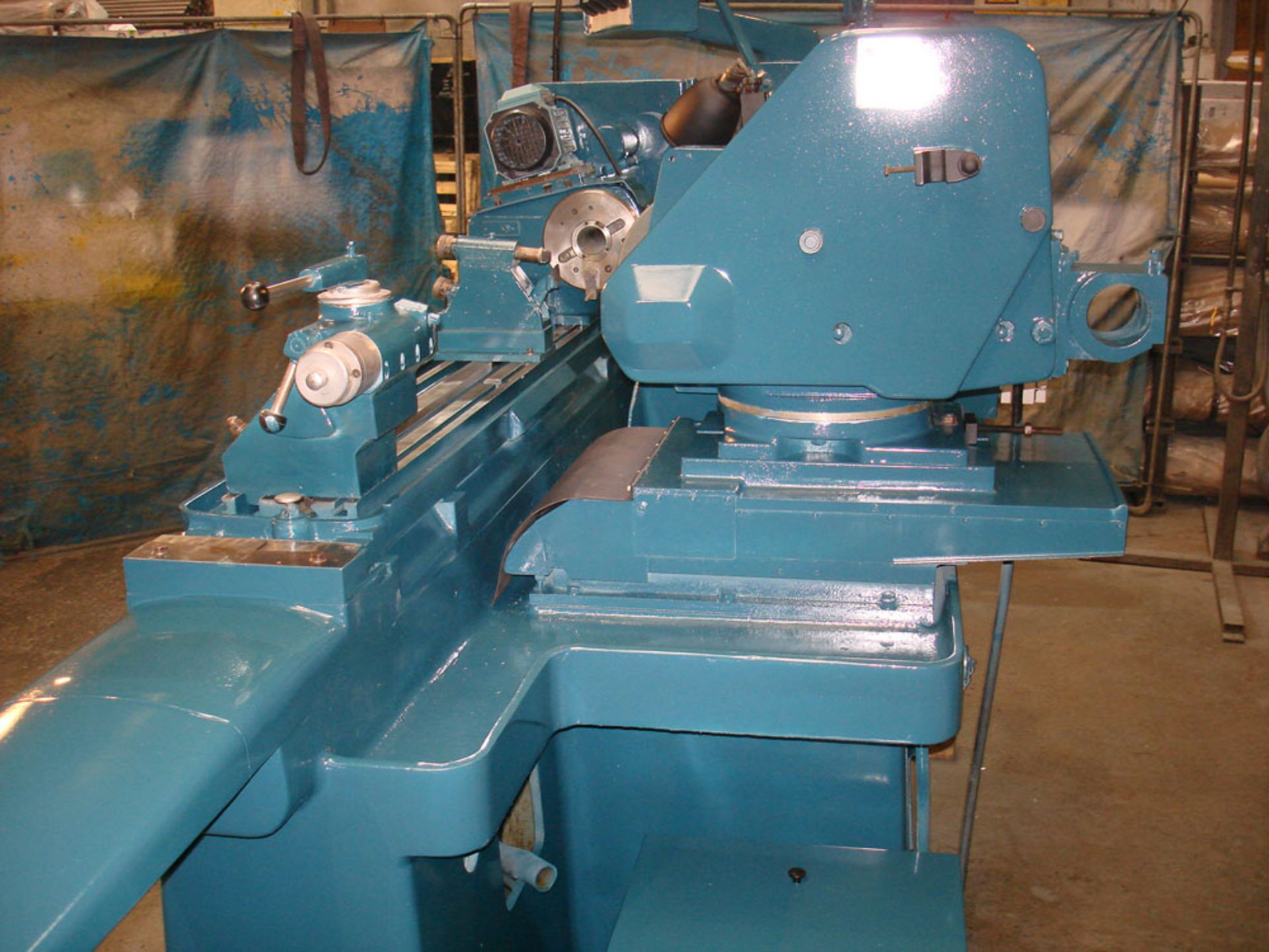 Jones & Shipman 1307 Universal Cylindrical Grinder. Swing 356 x 1016mm Between Centres. - Image 5 of 7