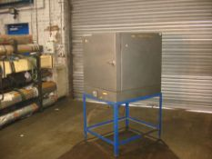 "Model Mini/0 Oven. Internal Dimensions 22"" x 22"". Single Phase."