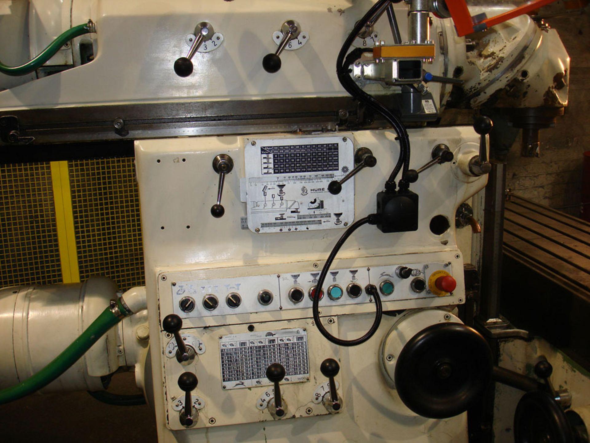 Huron MU6 Universal Milling Machine. - Image 5 of 8