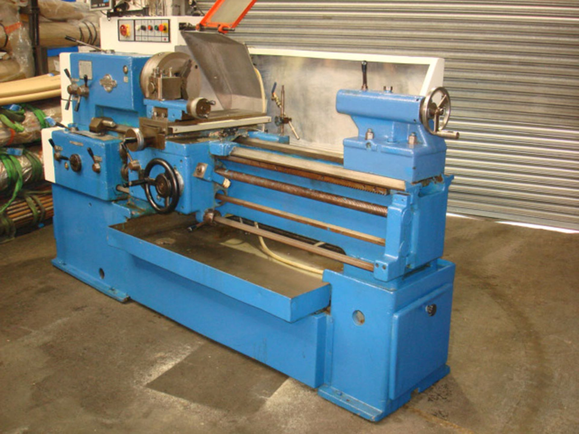 Tezsan SN50 Centre Lathe. Swing Over Bed 500mm x 1000mm Between Centres. - Image 2 of 7