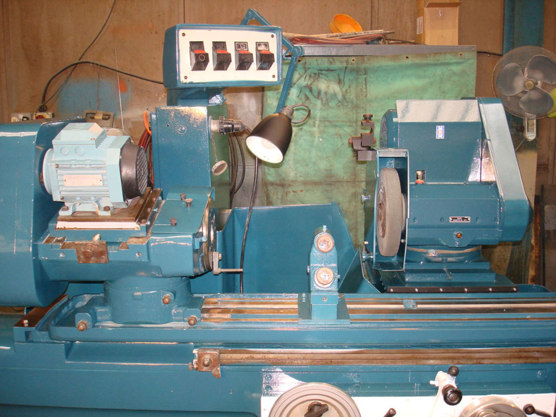 Jones & Shipman 1307 Universal Cylindrical Grinder. Swing 356 x 1016mm Between Centres. - Image 2 of 7