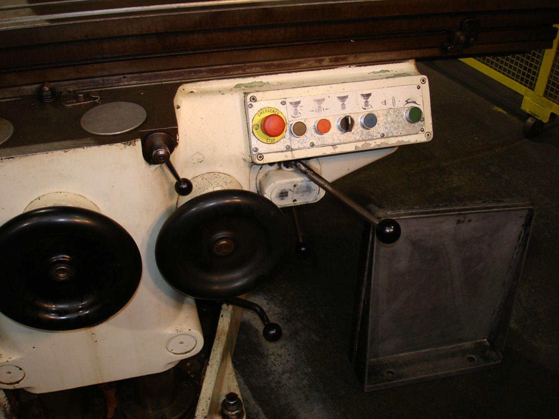 Huron MU6 Universal Milling Machine. - Image 3 of 8