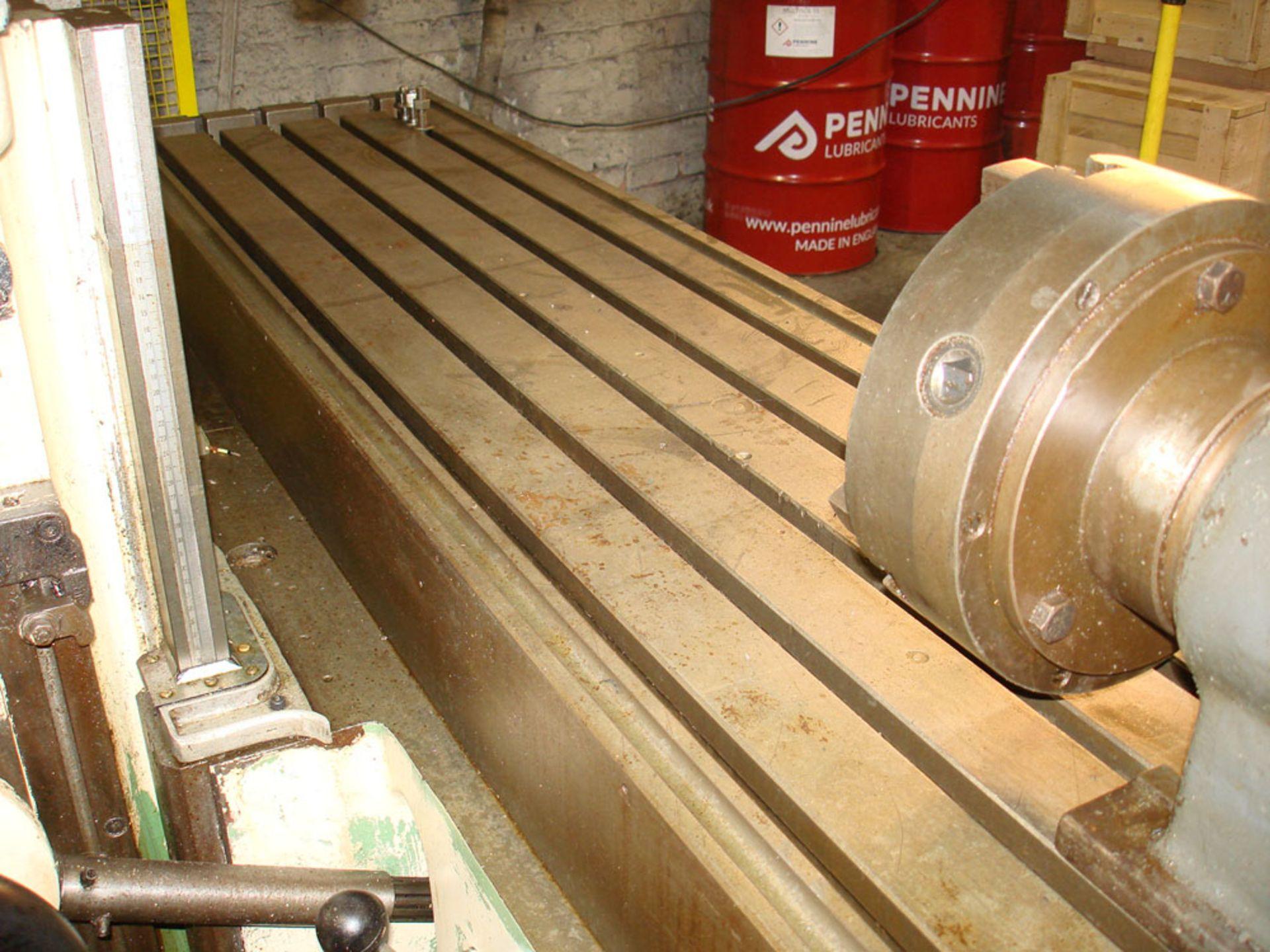Huron MU6 Universal Milling Machine. - Image 6 of 8