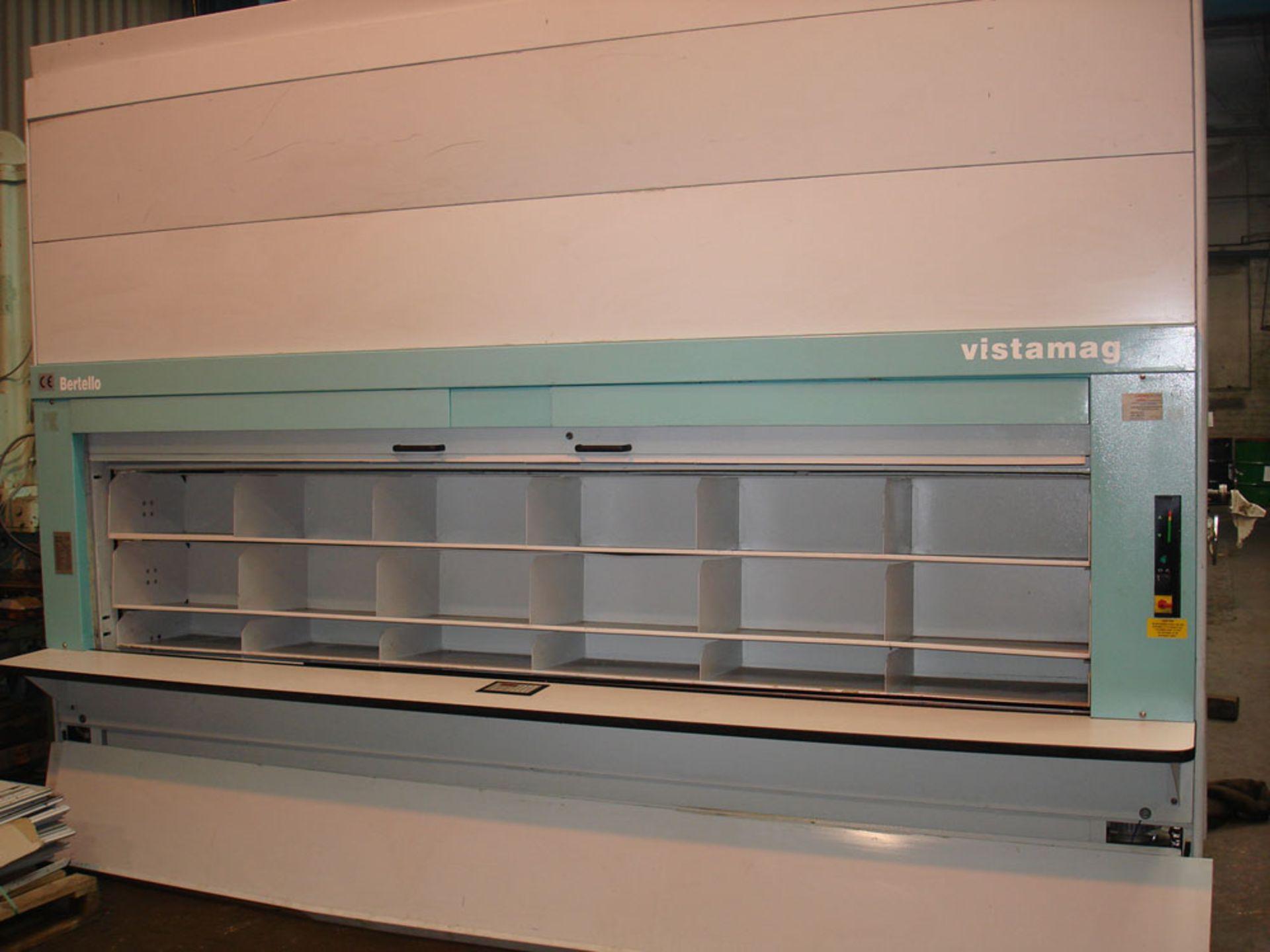 Bertello Vistamag Storage Carousel. - Image 2 of 6