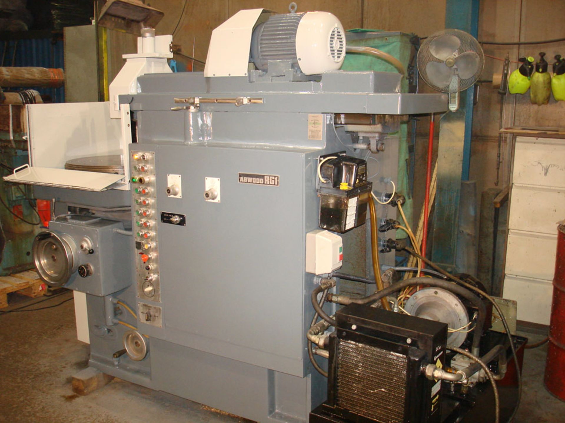 Abwood RG1 Rotary Table Surface Grinder. Magnet Diameter 600mm. - Image 7 of 7