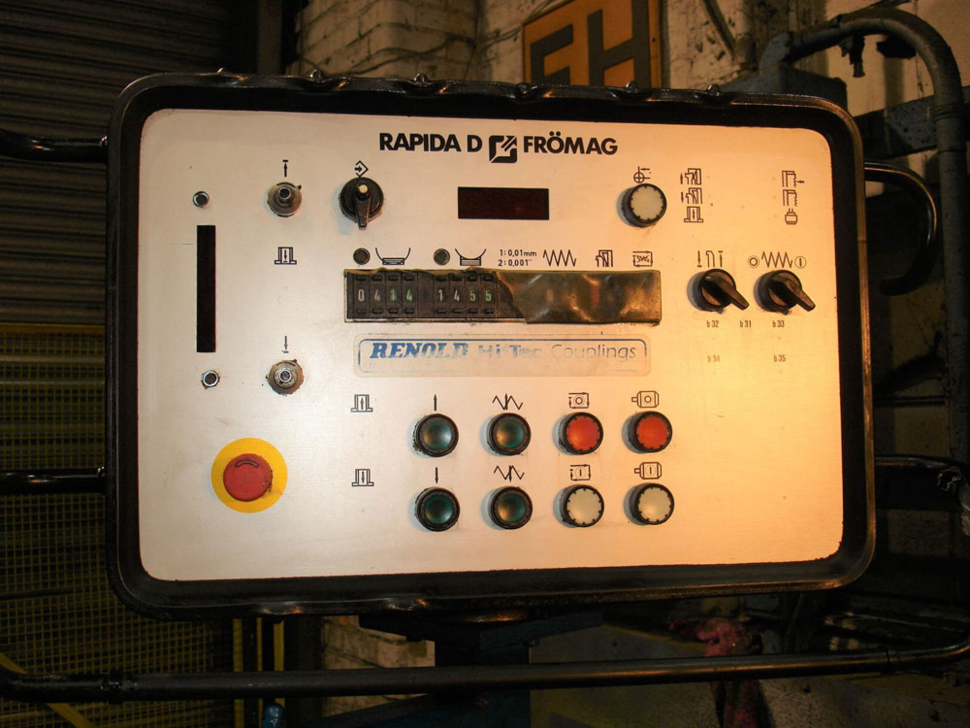 Fromag Rapida RAD 63/425 Broach / Key Seater. New 1986. Pendant Control. - Image 4 of 10