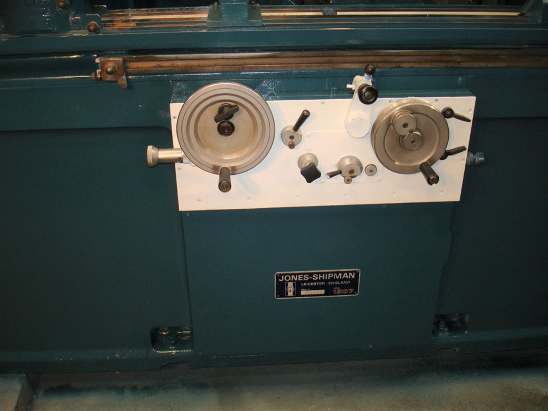 Jones & Shipman 1307 Universal Cylindrical Grinder. Swing 356 x 1016mm Between Centres. - Image 3 of 7