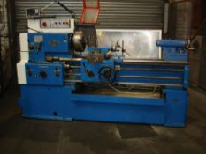 Tezsan SN50 Centre Lathe. Swing Over Bed 500mm x 1000mm Between Centres.