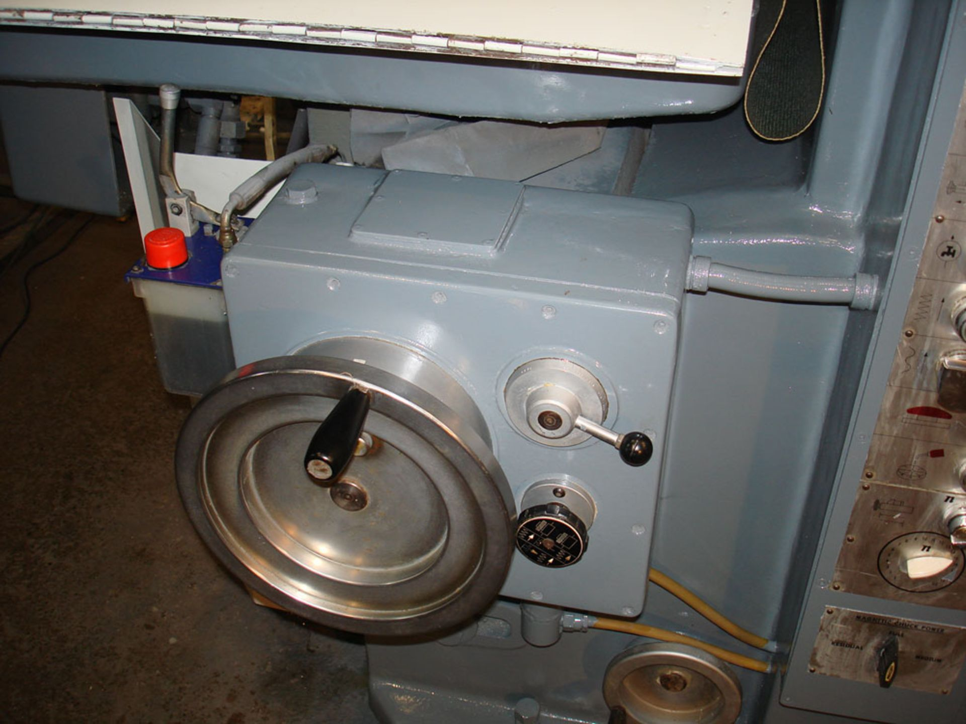 Abwood RG1 Rotary Table Surface Grinder. Magnet Diameter 600mm. - Image 5 of 7