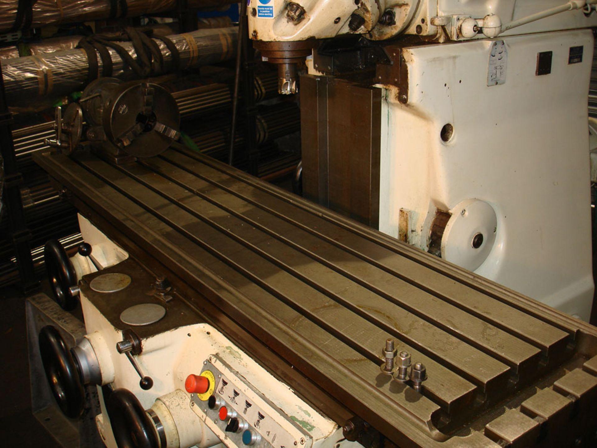 Huron MU6 Universal Milling Machine. - Image 2 of 8