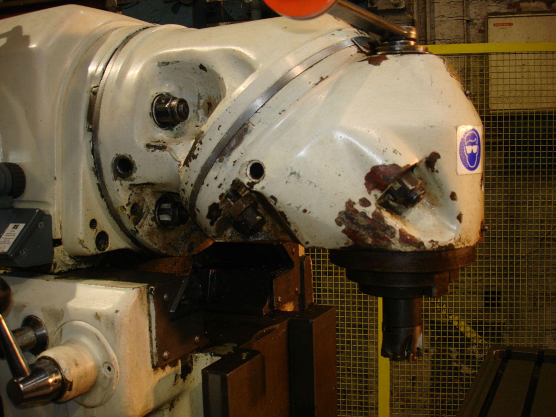Huron MU6 Universal Milling Machine. - Image 7 of 8