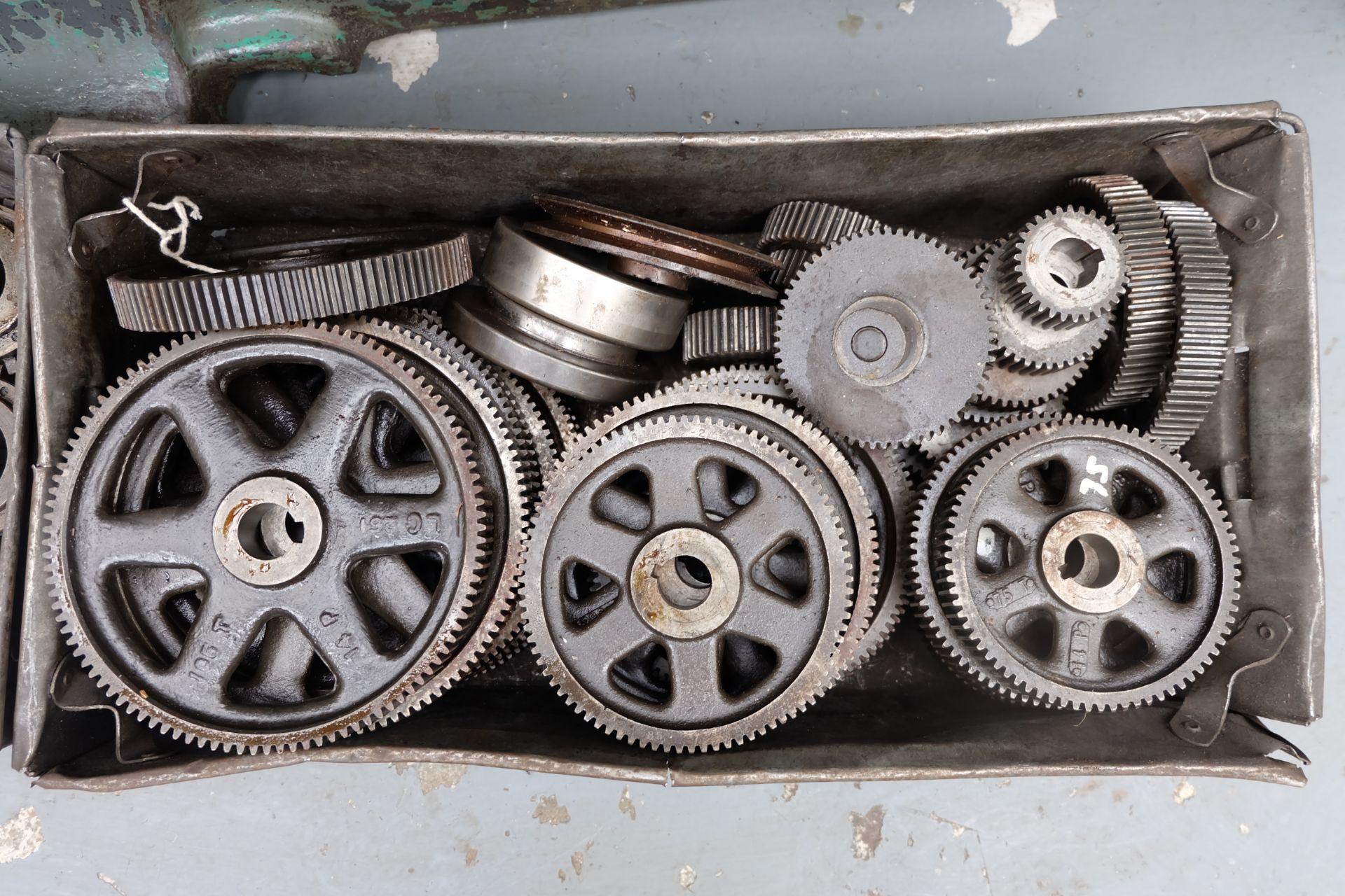"Pratt & Whitney Model C-M1503 6"" Thread Milling Machine. - Image 11 of 13"
