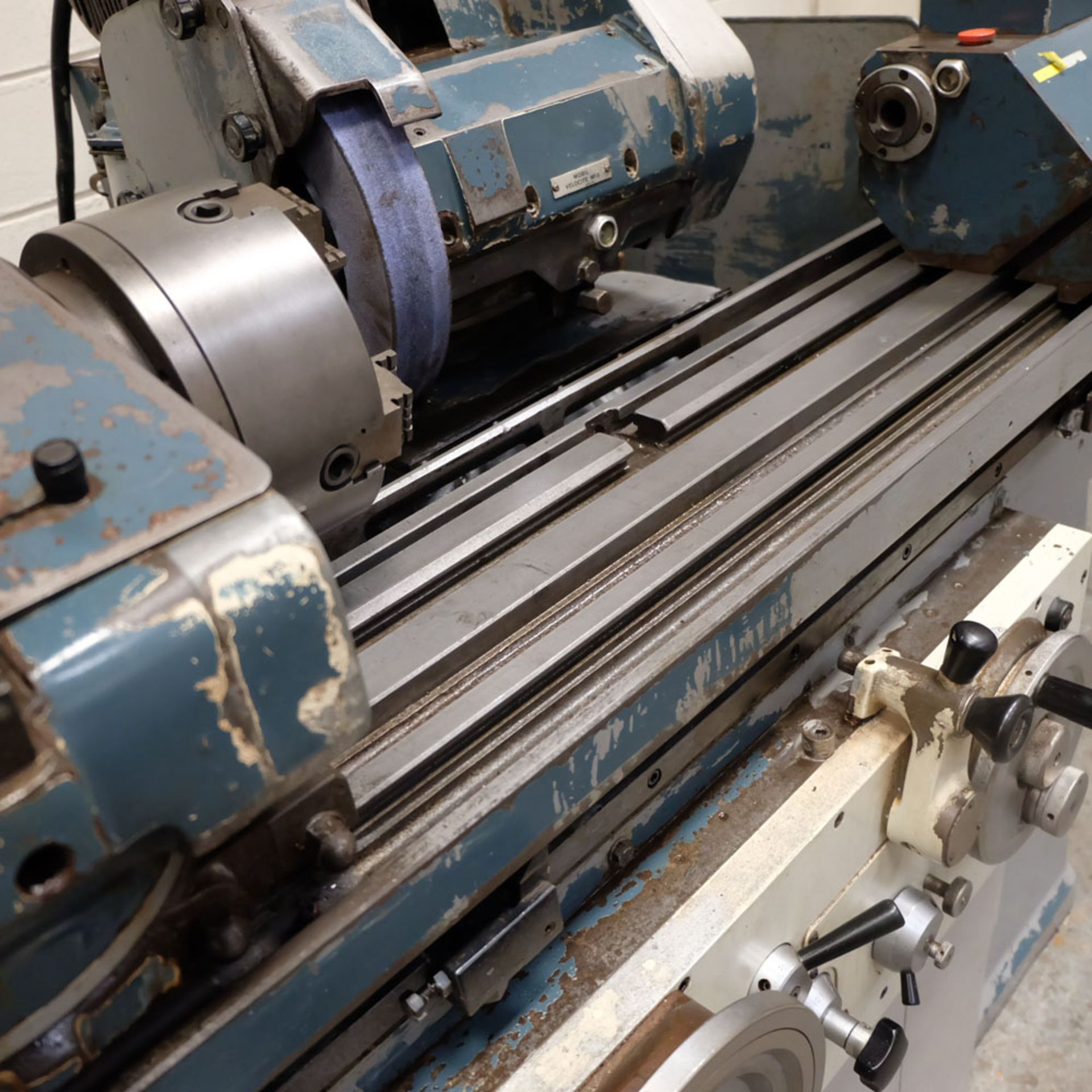"Jones & Shipman Model 1311 EIU Universal Cylindrical Grinder. Capacity 10"" x 18"". - Image 7 of 10"