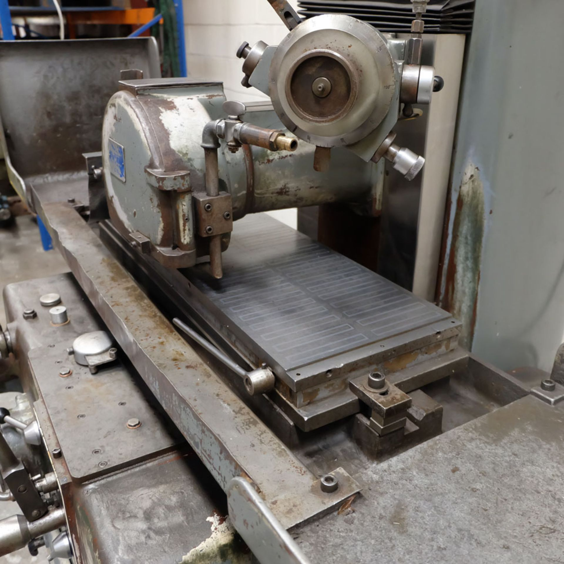 Jakobson Surface Grinder. Table Size 800 x 250mm. - Image 5 of 5