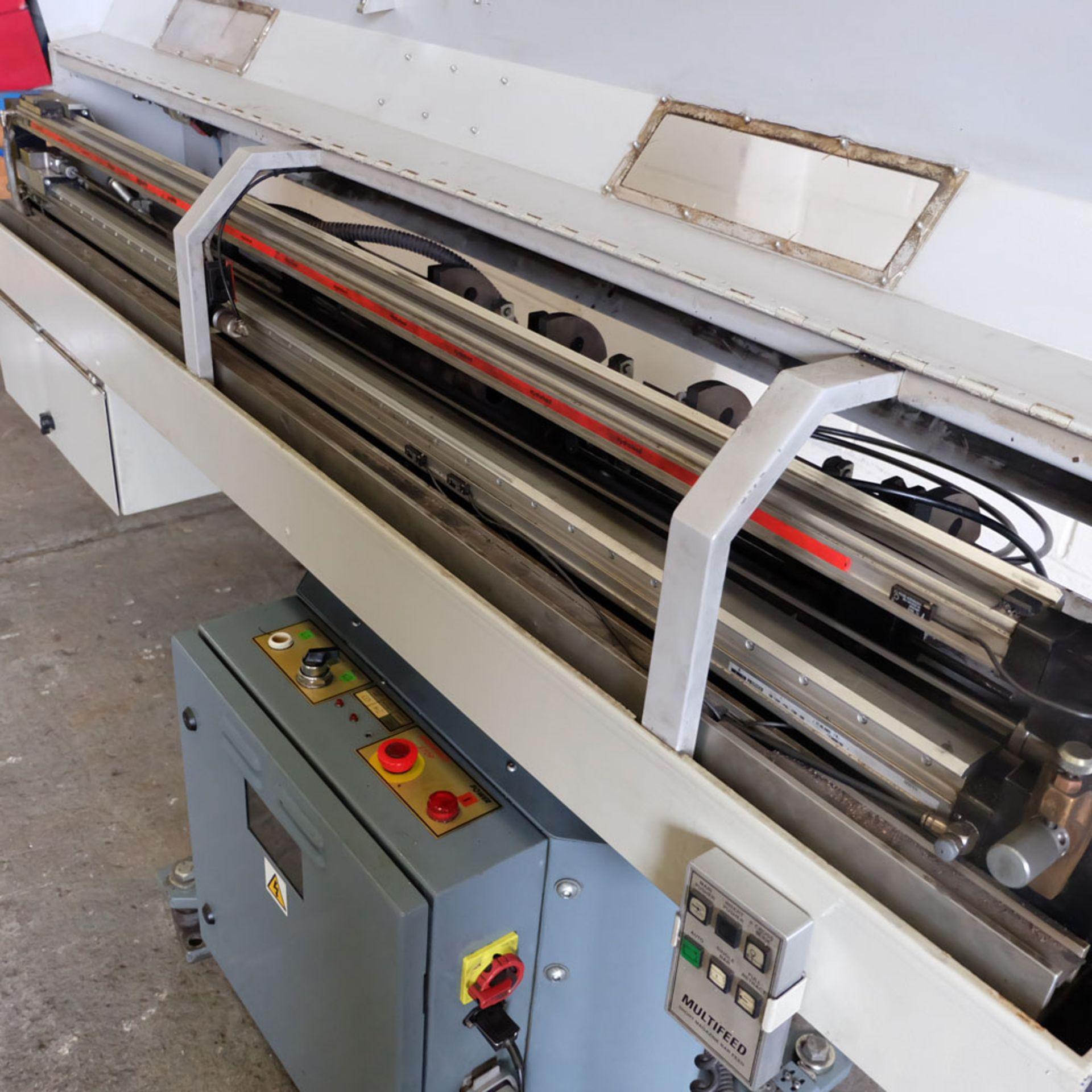 Multifeed Short Magazine CNC BarFeed. Model ML1. 220 Volt. Single Phase. - Image 6 of 9