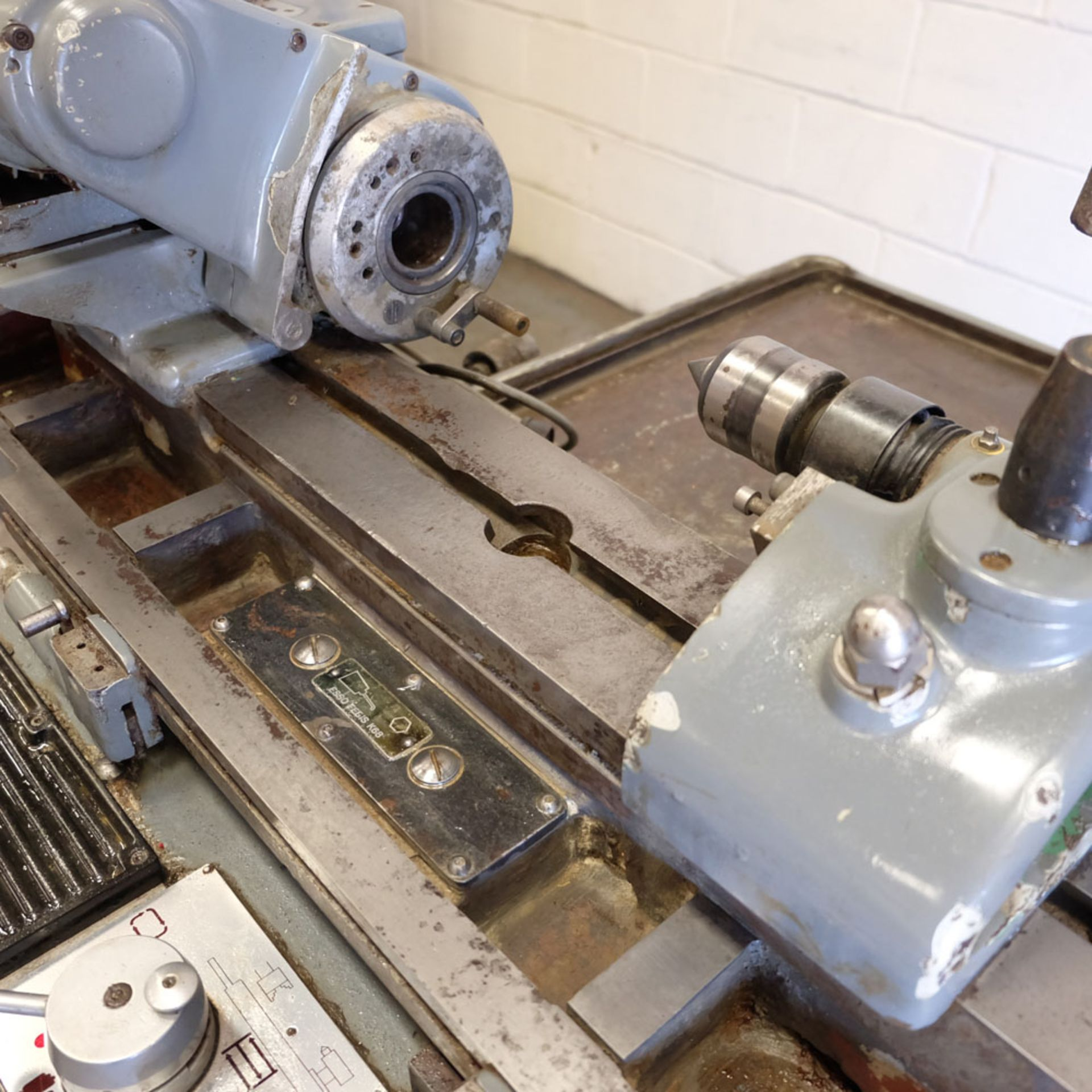 Myford Model MG12-HPT Automatic Cycle Traverse & Plunge Grinder. - Image 5 of 8