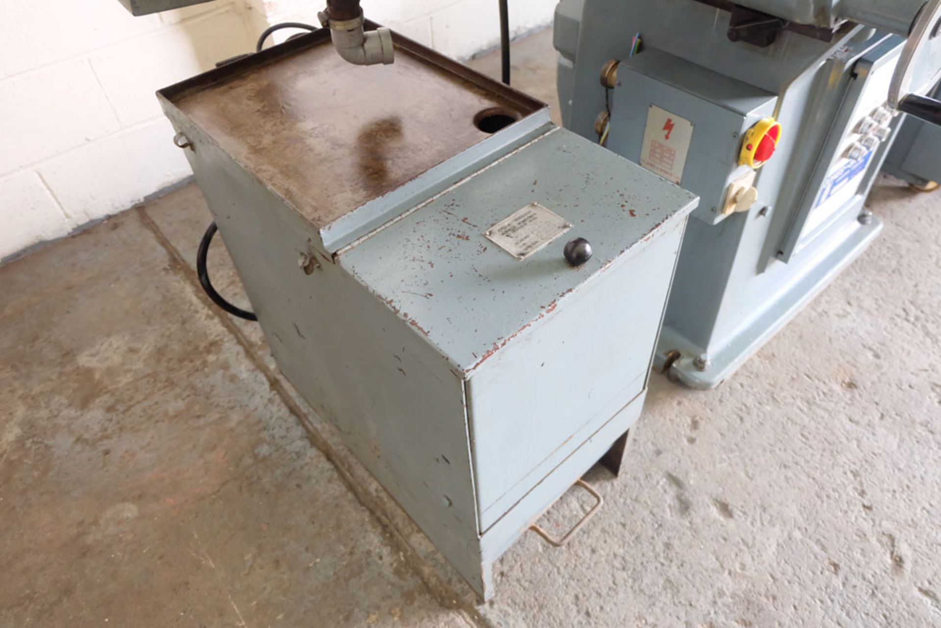 Jones & Shipman 1400P Toolroom Surface Grinder. - Image 10 of 13