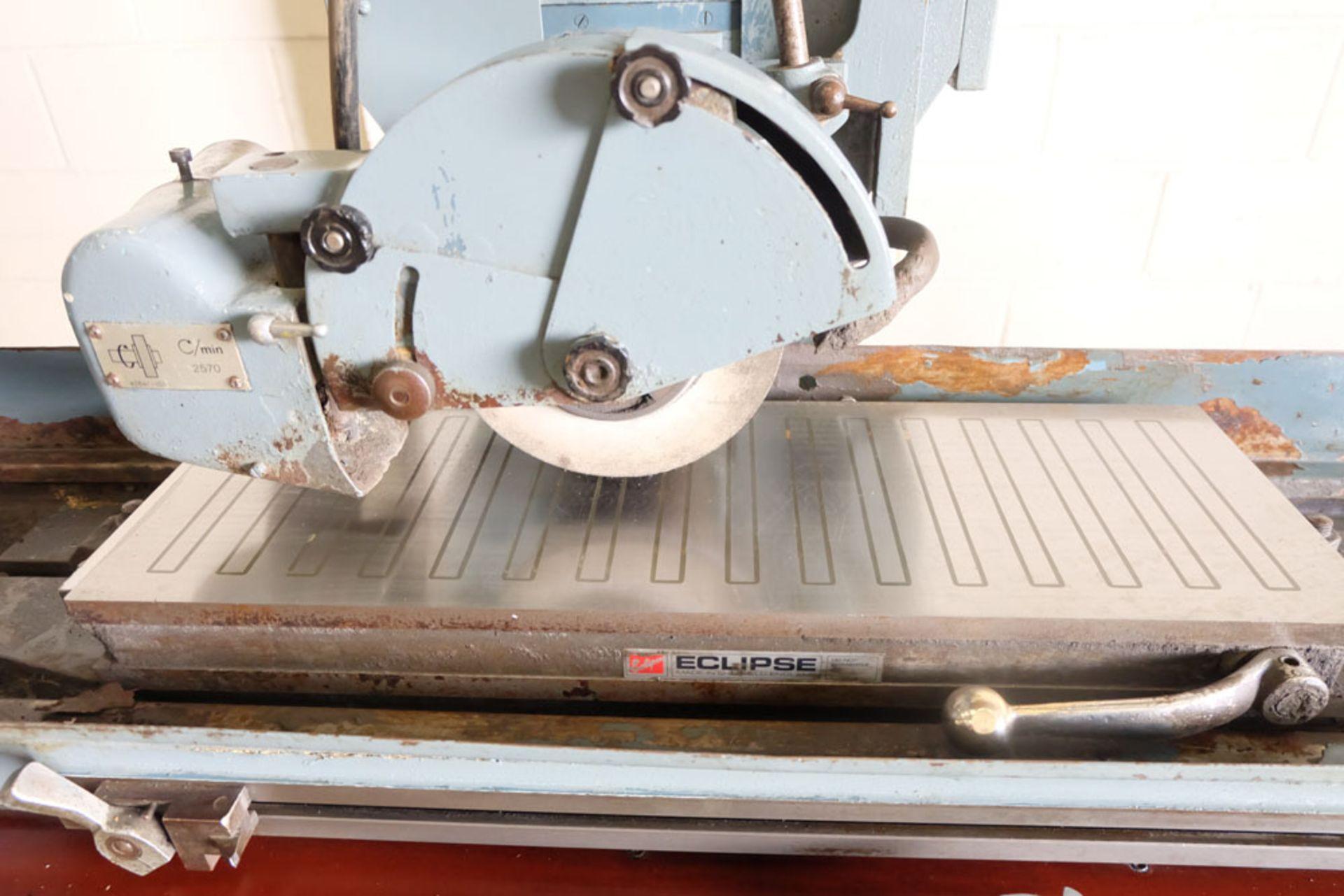 Jones & Shipman 1400P Toolroom Surface Grinder. - Image 5 of 13