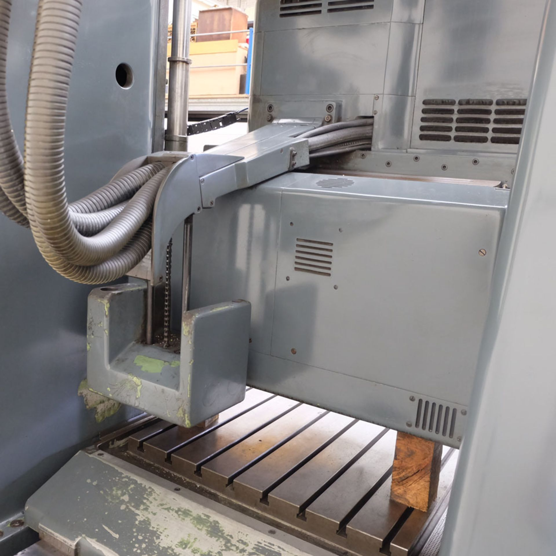 SIP Genevoise Hydroptic - 6A High Precision Jig Boring And Milling Machine. - Image 14 of 25
