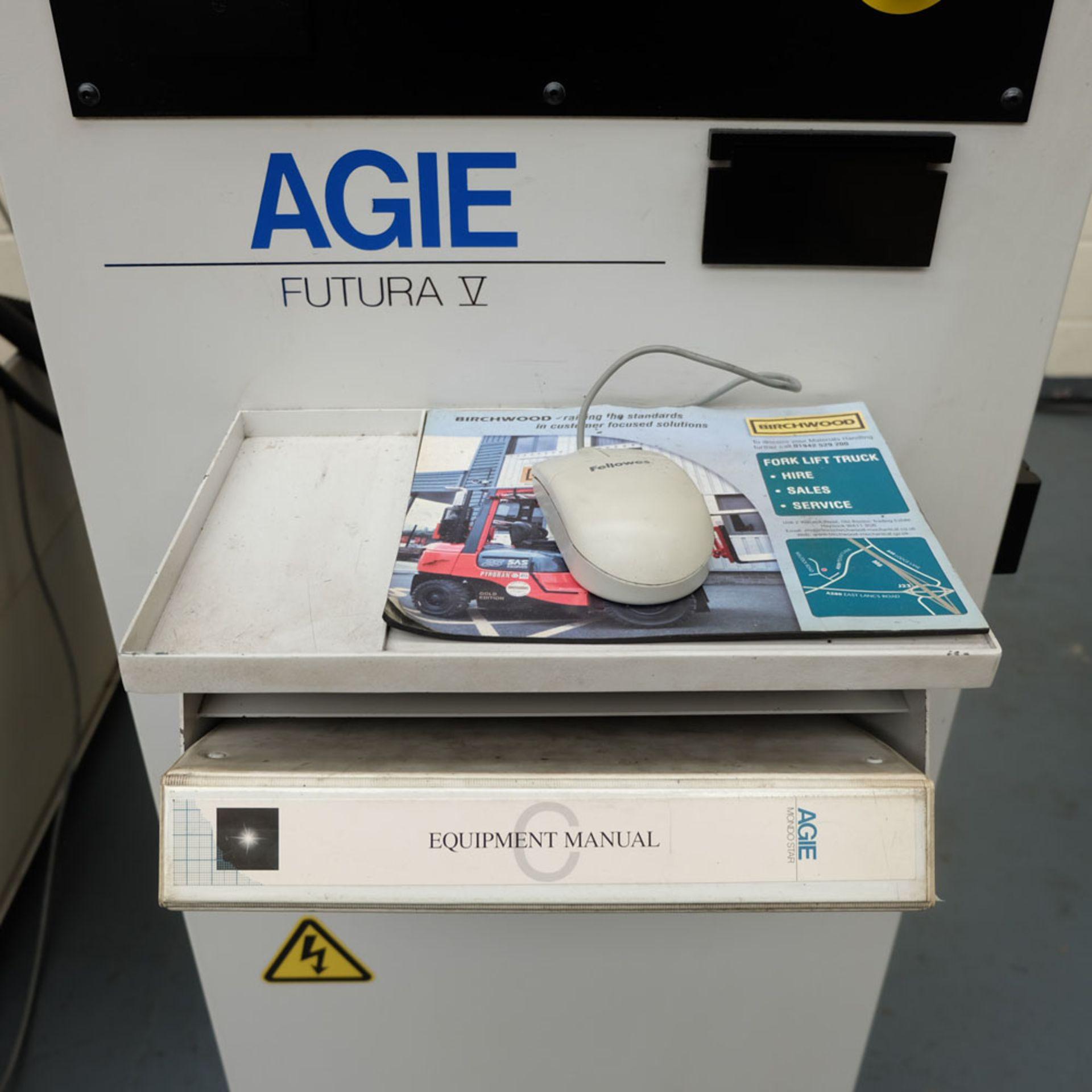 AGIE Mondo Star 20. EDM/Die Sinking Machine With Agie Futura V 1PM Control. - Image 14 of 16