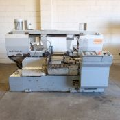 Kasto Type Kastotwin A3 Automatic Bandsaw. Capacity: 320mm Round.