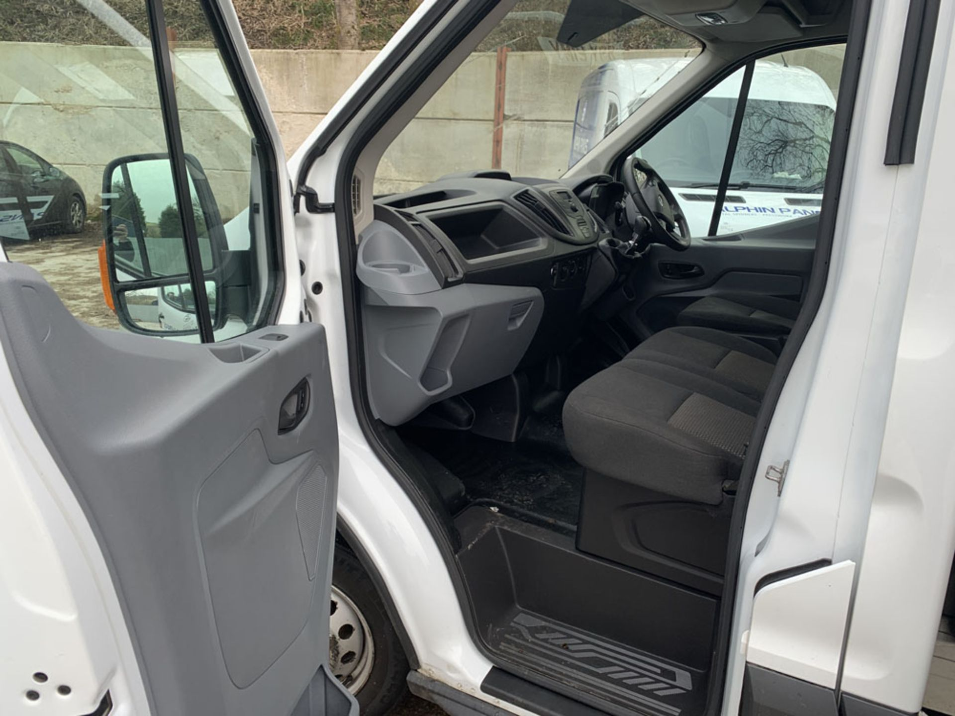 Ford Transit Curtain-Sider. 2016 (65 Reg). 152,241 Miles. 2.2 Ltr Diesel. Standard Cab. - Image 11 of 17