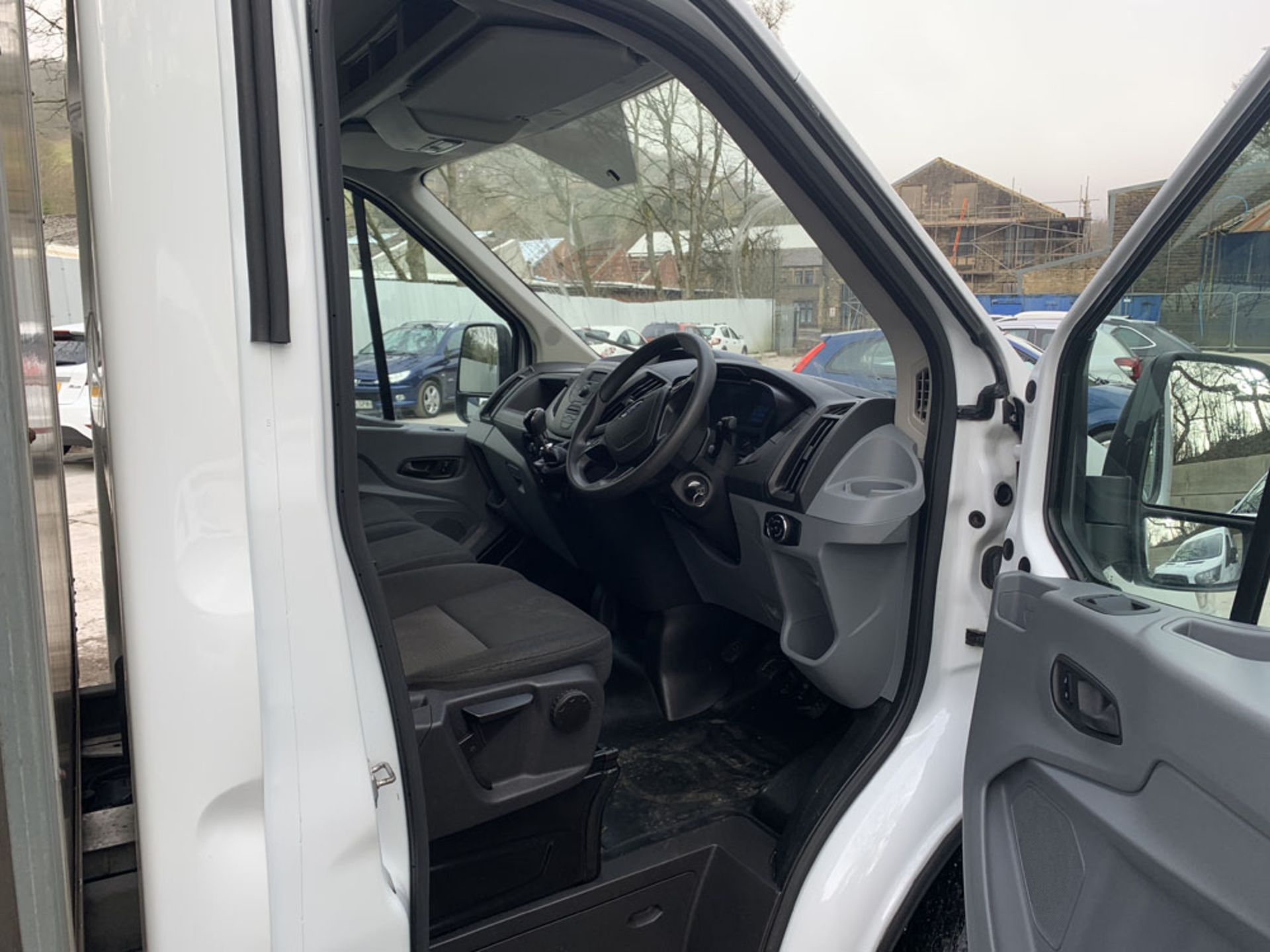 Ford Transit Curtain-Sider. 2016 (65 Reg). 152,241 Miles. 2.2 Ltr Diesel. Standard Cab. - Image 13 of 17