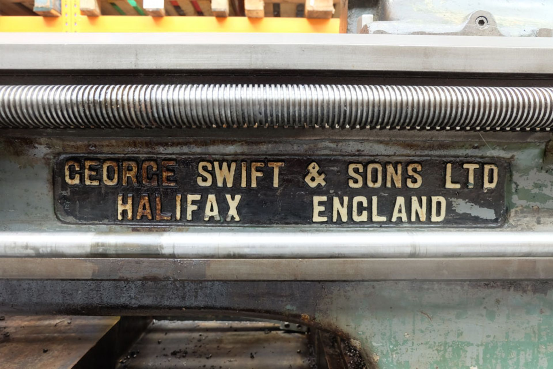 """Swift Type 11B SS and SC Centre Lathe. Between Centres 25'. Swing Over Bed 22"""". - Image 11 of 18"""