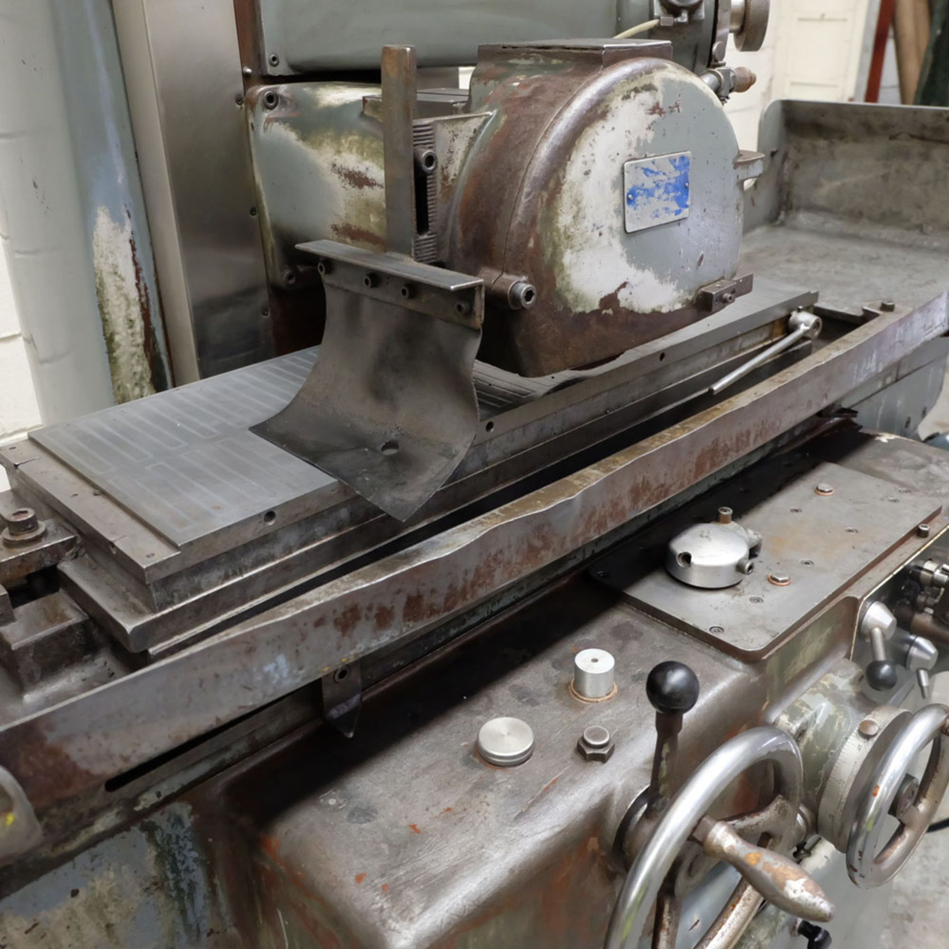 Jakobson Surface Grinder. Table Size 800 x 250mm. - Image 4 of 5