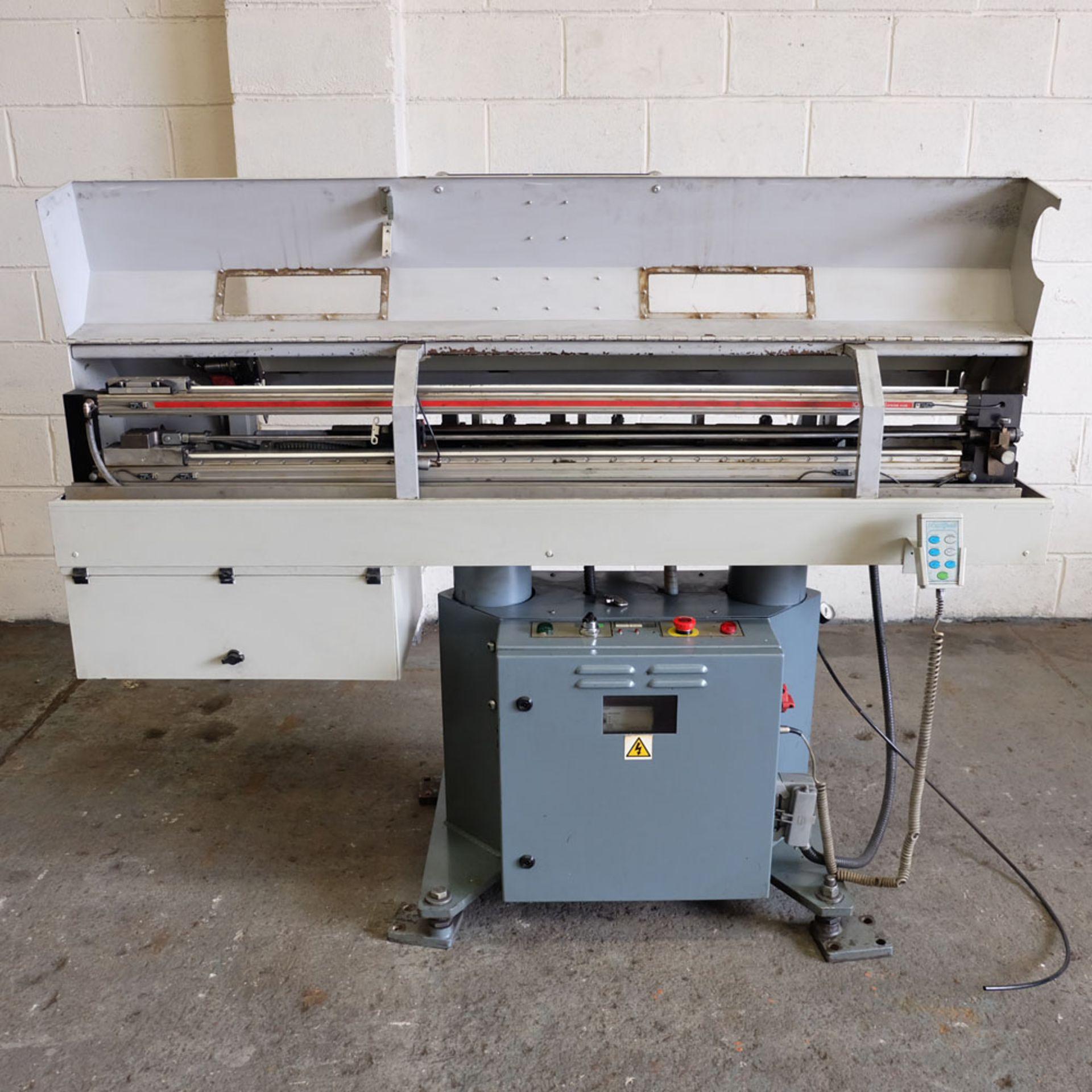 Multifeed Short Magazine CNC BarFeed. Model ML1. 220 Volt. Single Phase. - Image 4 of 9
